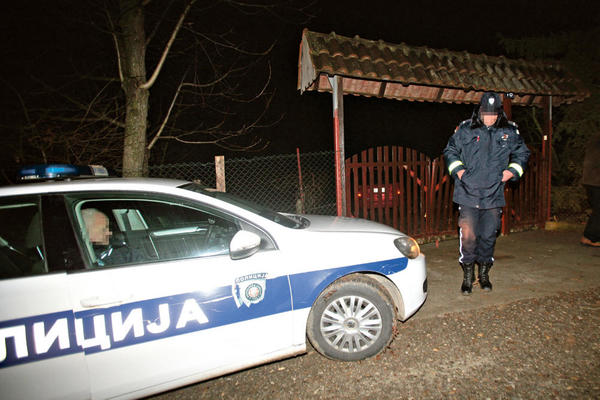 UBIJEN POLICAJAC KOD POŽAREVCA! Usmrćen hicima iz automatske puške dok je obavljao dužnost!