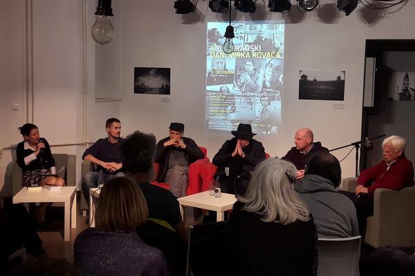 Pisac veći od Jugoslavije: Dani Mirka Kovača u UK Parobrod