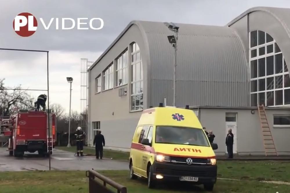 DEČAK NESTAO PRE TRI DANA: Pronađen tako što je pao sa krova škole (VIDEO)