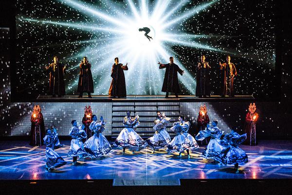 LORD OF THE DANCE PONOVO U BEOGRADU! Light show, strobovi, pirotehnika, mašine za pravljenje magle... Biće ludilo!(FOTO)