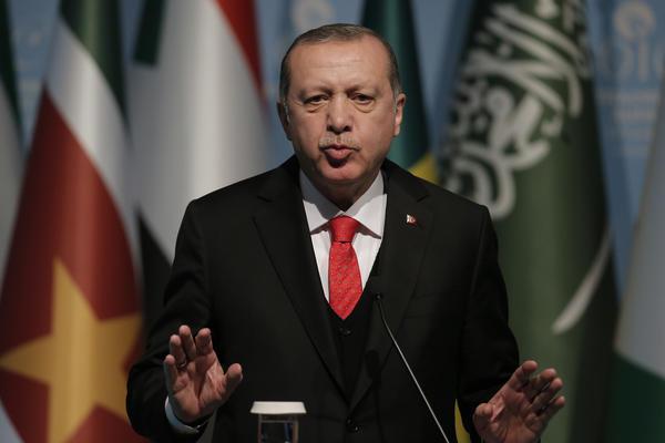 ERDOGAN PROTIV TRAMPA: Muslimanske zemlje će tražiti od UN poništenje odluke o Jerusalimu!