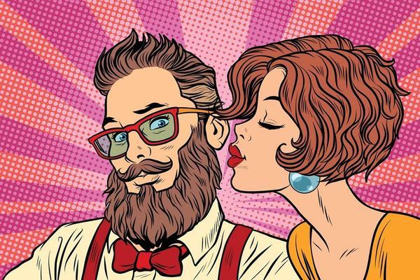TA ROSPIJA JE BACILA OKO NA TVOG DEČKA: 4 stvari koje treba da uradiš kad mu se nabacuje druga žena! (FOTO) (GIF)