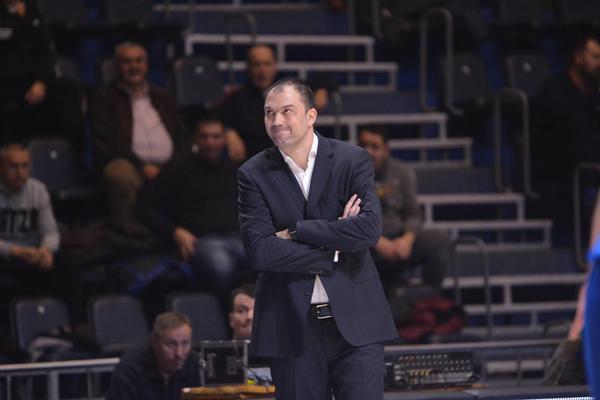 Čanak: Nije bitno što smo ispali, Partizan u Pioniru mora da ide na pobedu!
