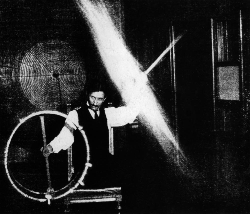 Srpski genije Nikola Tesla, doživeo je dubuko starost