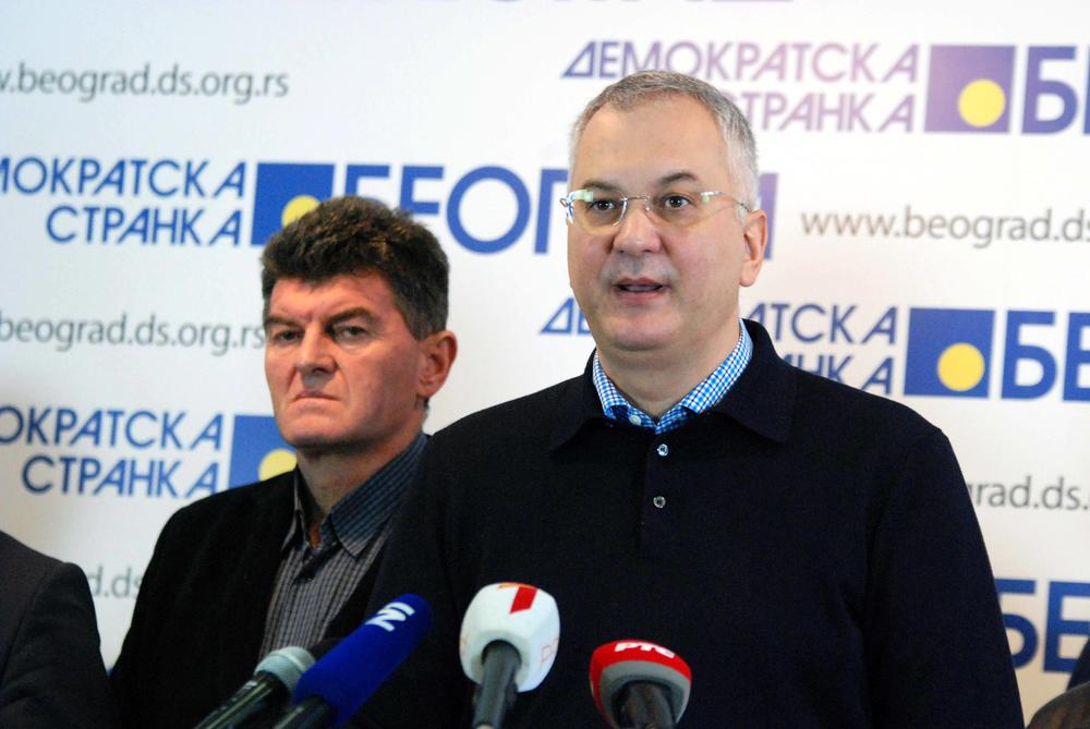 Dragan Šutanovac nije jedini političar kome je pretio izvesni Mika Pravaš