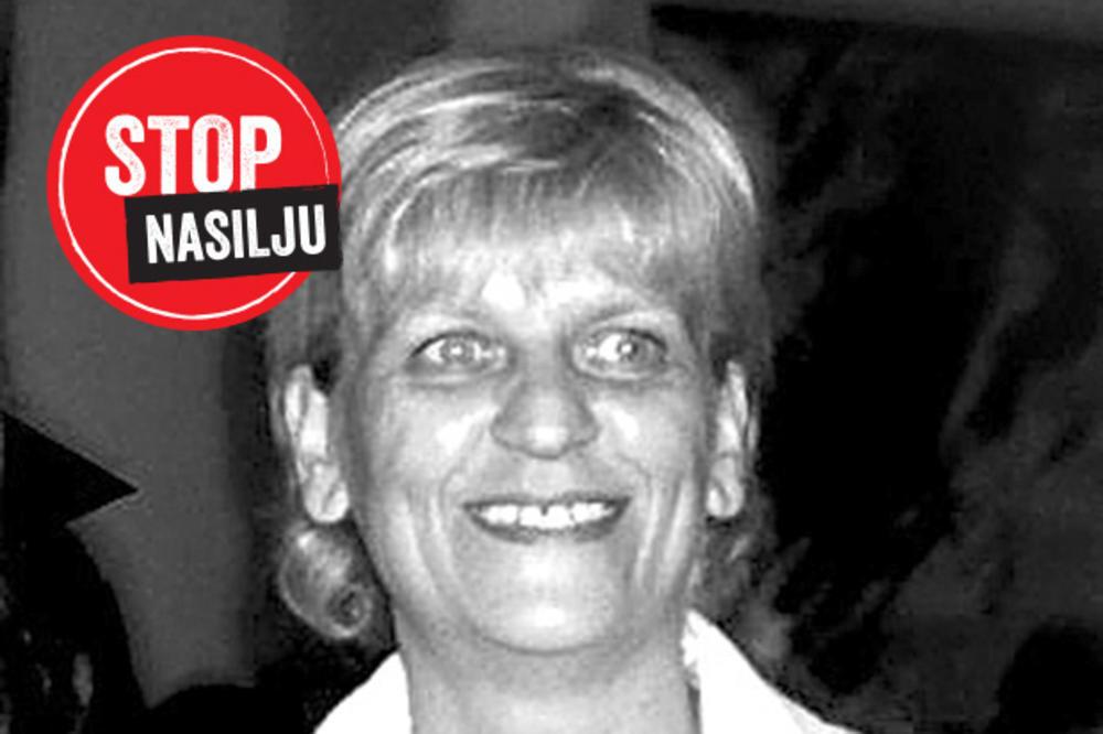 Ljubinka Vićentić, žena ubijena u Mirijevu