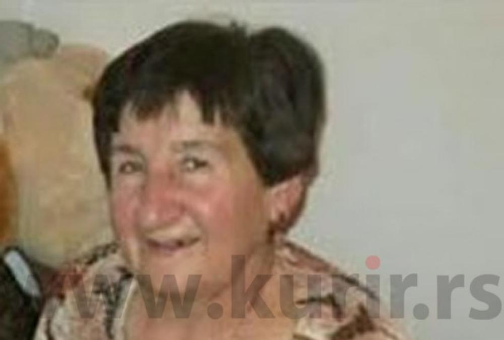 Rada Dačić, jedna od tri žrtve iz Golupca