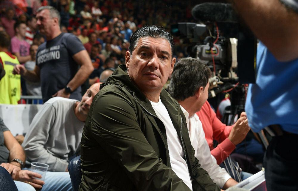 Miško Ražnatović, srpski košarkaški menadžer
