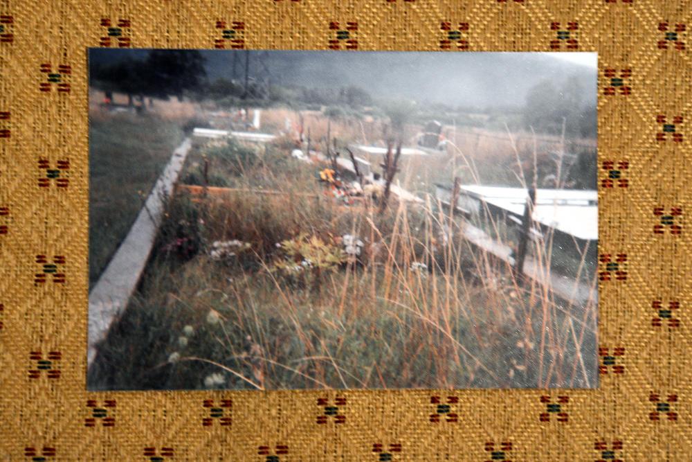 Mesto gde su sahranjeni pali borci
