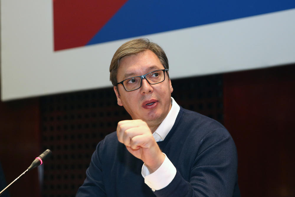 I Aleksandar Vučić je bio predmet pretnji izvesnog Mike Pravaša