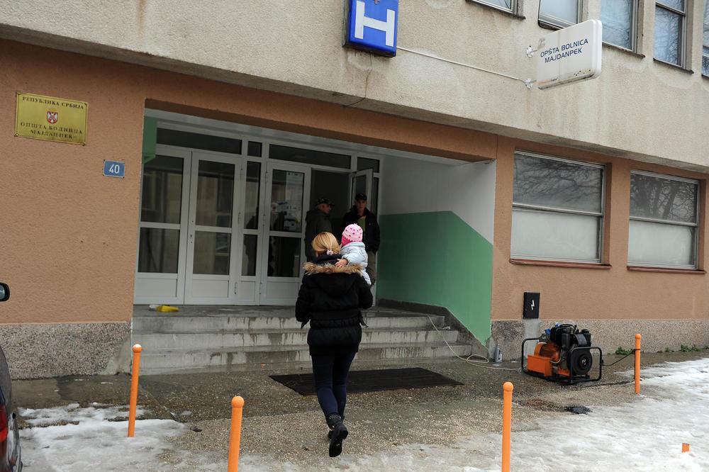 POSLEDNJI BILANS: 918 ljudi obolelo od malih boginja, najmlađi pacijent star dva meseca