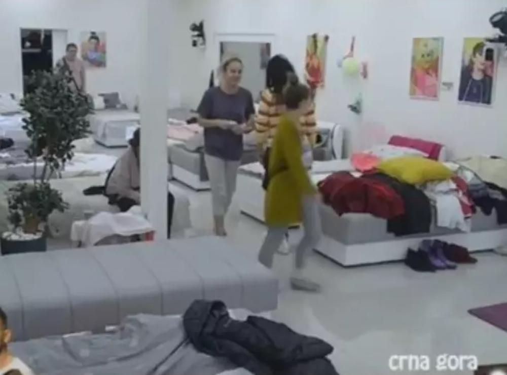 Ljubavni trougao Kristina Kockar, Sloba Radanović i Luna Đogani