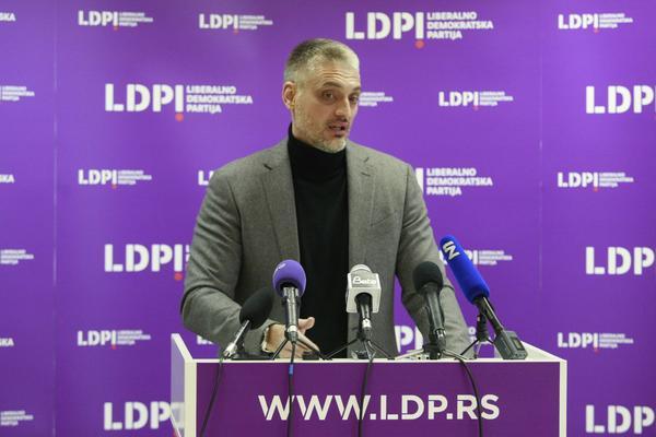 LDP IZLAZI NA BEOGRADSKE IZBORE SA SVOJOM LISTOM I NOVIM LJUDIMA: Imamo ambiciju da kandidujemo drugačiju politiku!