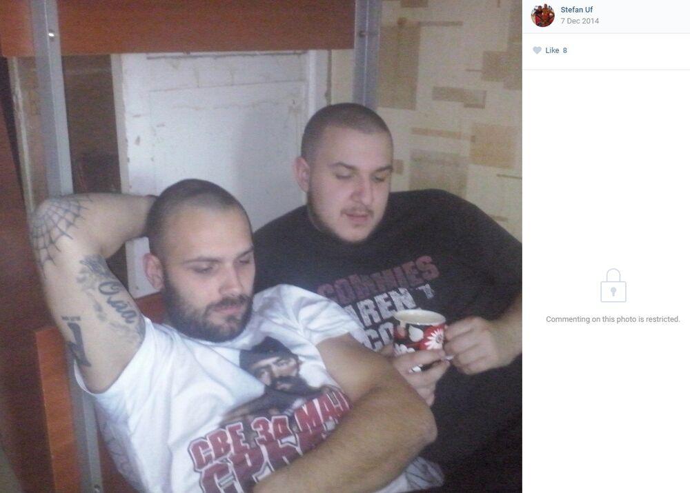 Stefan Hadži Antonović sa Bucom