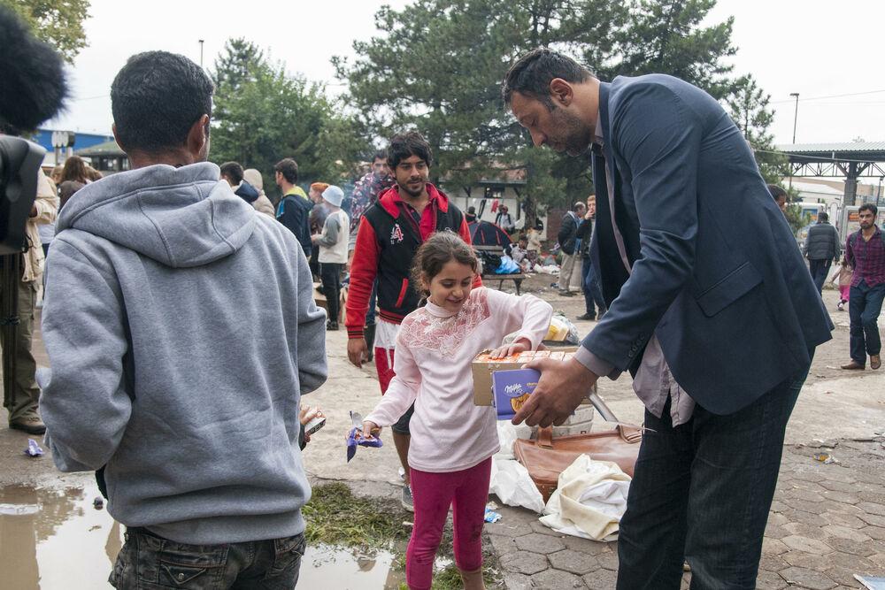 Vlade Divac je preko svoje humanitarne organizacije pomagao ugroženima