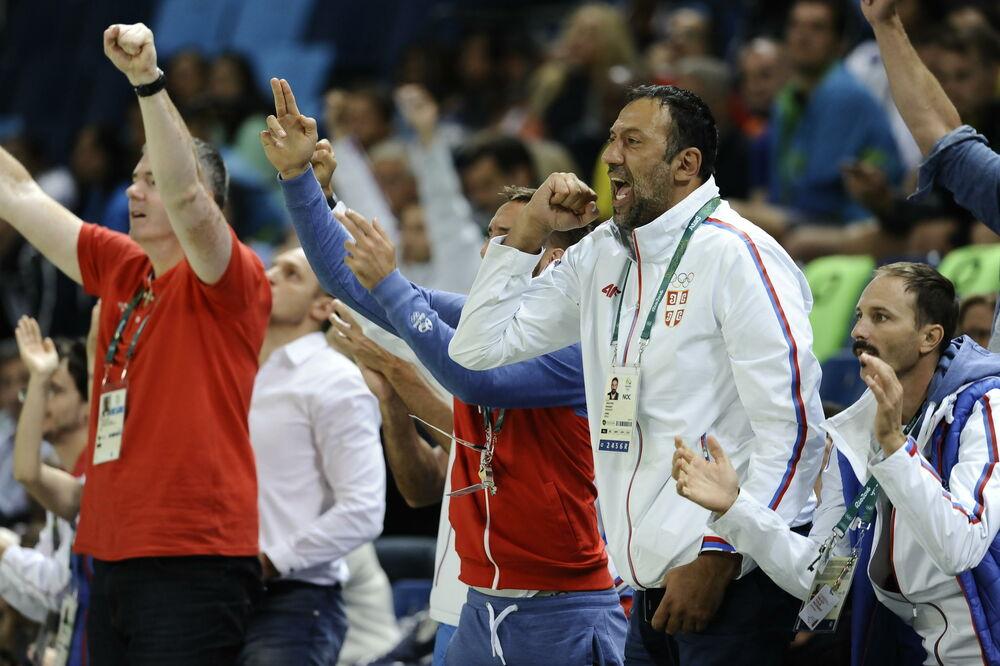 Vlade Divac je bio predsednik Olimpijskog komiteta Srbije