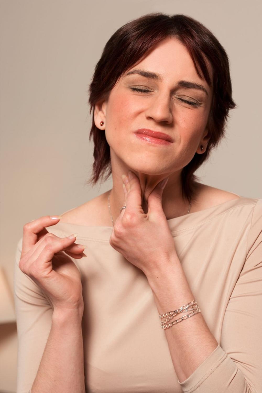 Problemi s gutanjem najčešće su povezani s rakom jednjaka ili rakom grla