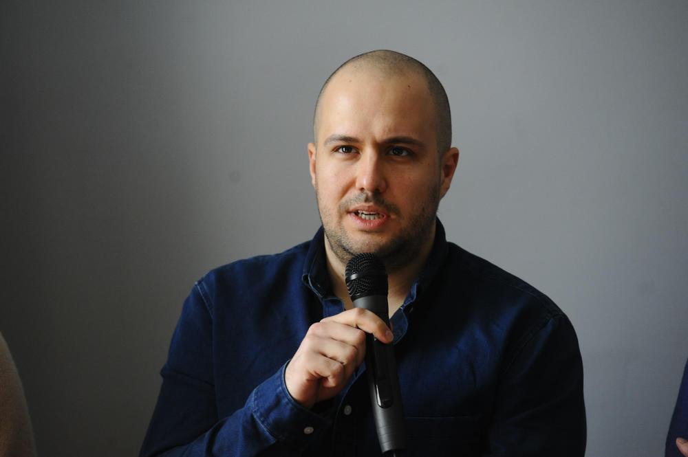 Filmski reditelj Nikola Ljuca