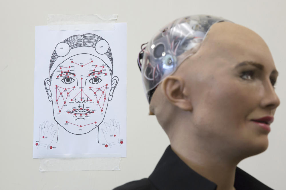 Veštačka inteligencija, robot