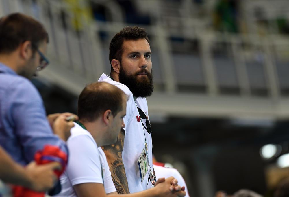 Košarkašev zaštitni znak je duga brada