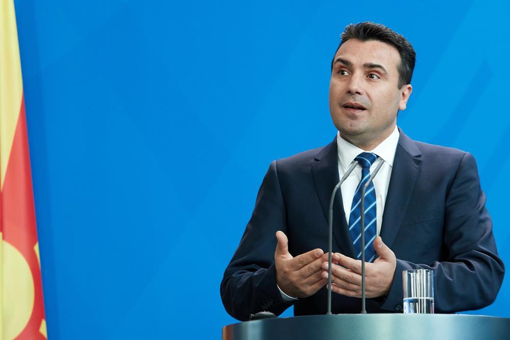 BOKI 13 ĆE MU DOĆI GLAVE: ZORAN ZAEV PODNOSI OSTAVKU?! Makedonski premijer ipak napušta fotelju?