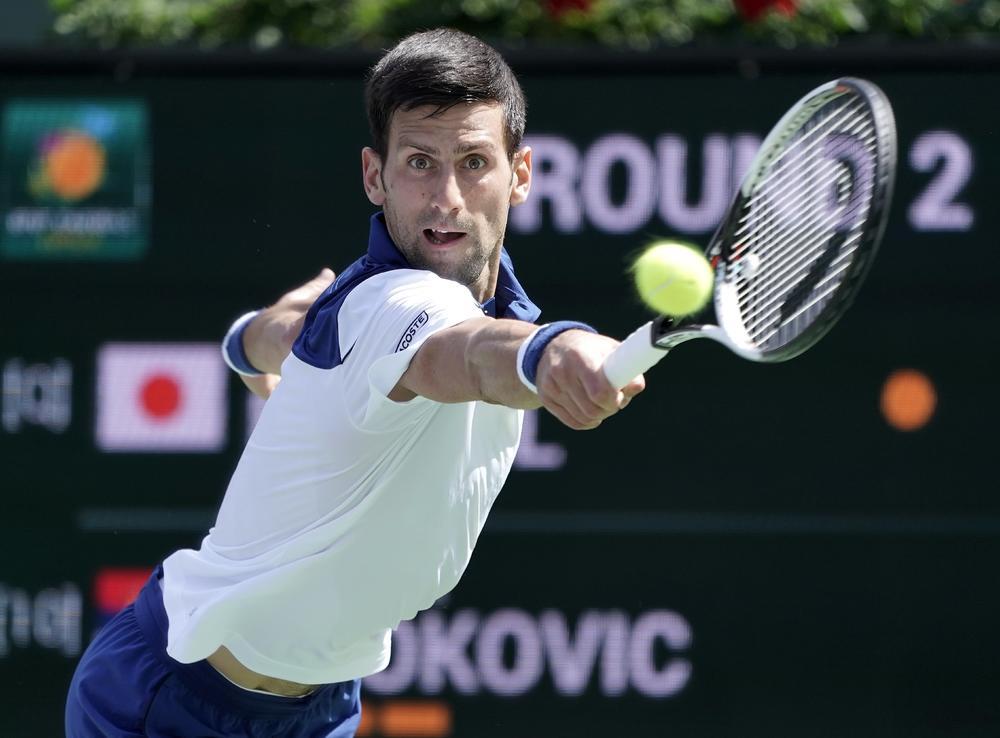Novak Đoković je 6 puta bio šampion Majamija