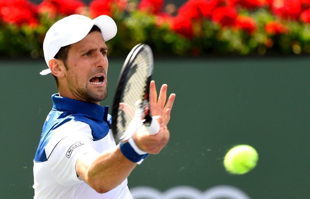 Novak Đoković će nastupiti na Mastersu u Indijan Velsu