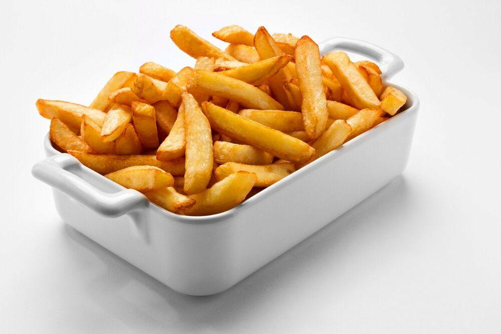 Sva hrana pržena u dubokom ulju sadrži opasnu materiju nazvanu akrilamid