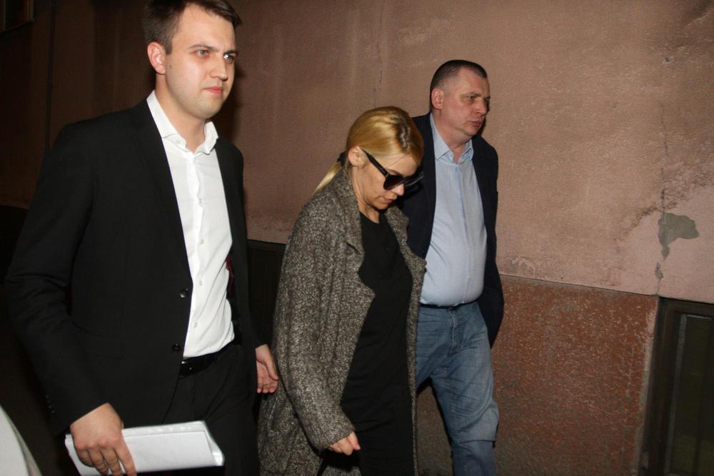 Nataša se povukla u ilegalu nakon nemilog incidenta koji se dogodio