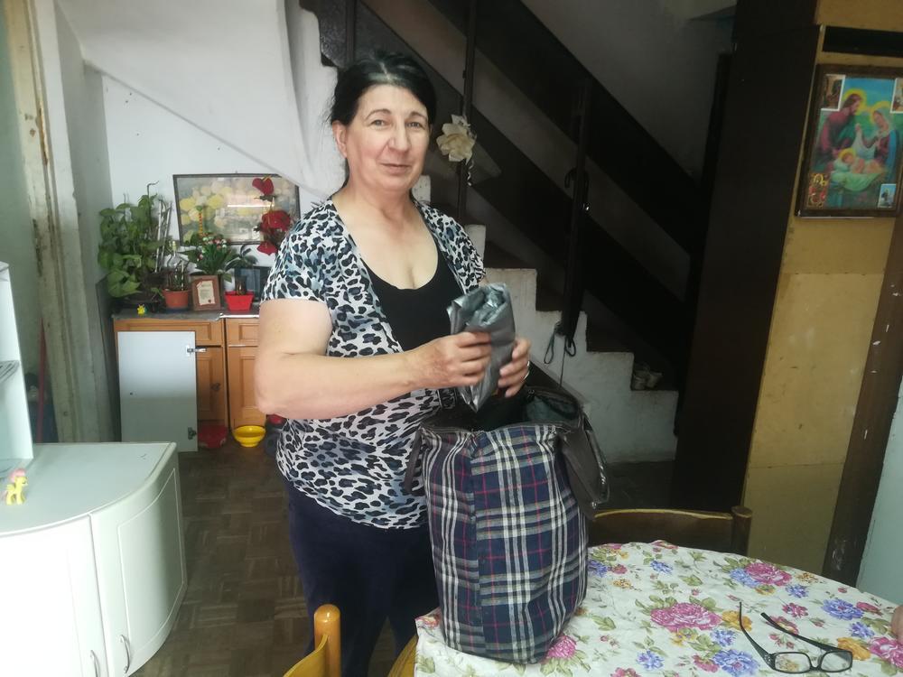Desanka Arambašić je krenula po hranu iz crkve