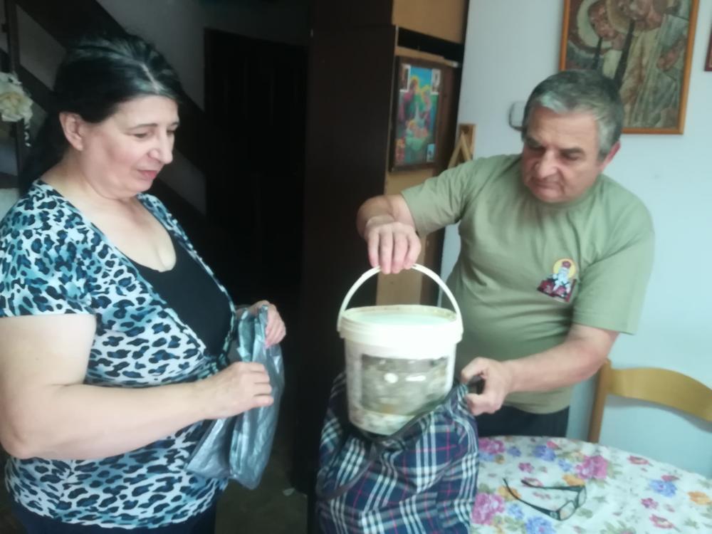 Očajna porodica Arambašić