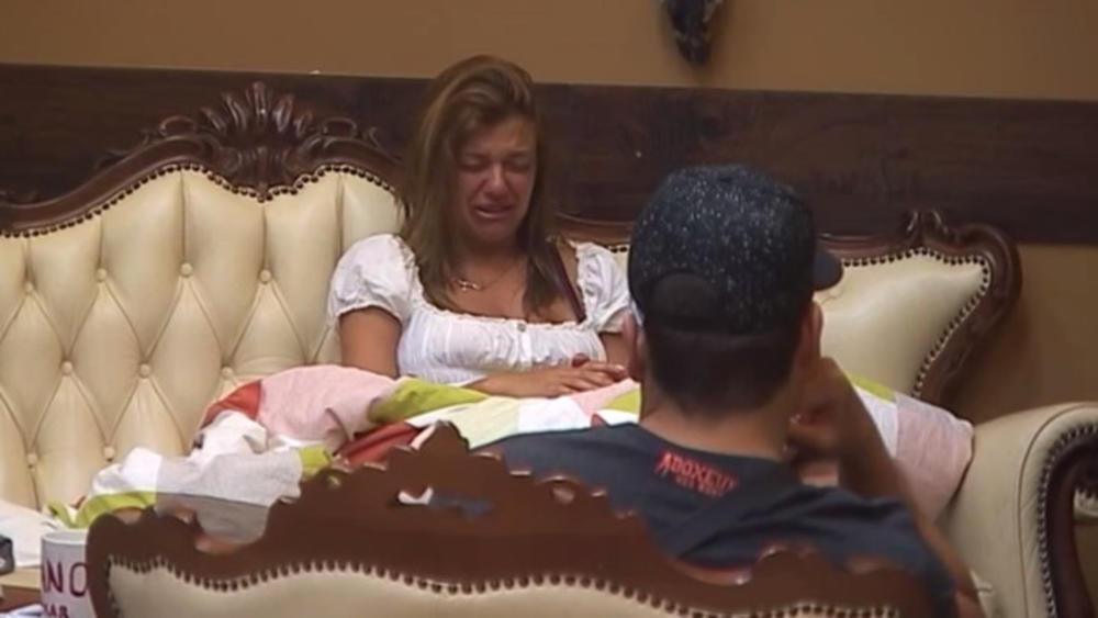 Kristina je bila u suzama