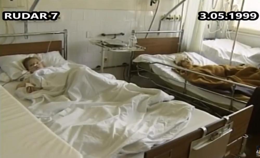 U bolnici su bili Srbi, Romi i Albanci