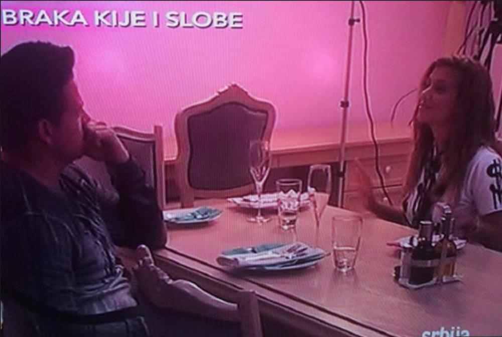 Sloba i Kija proveli su noć u hotelu