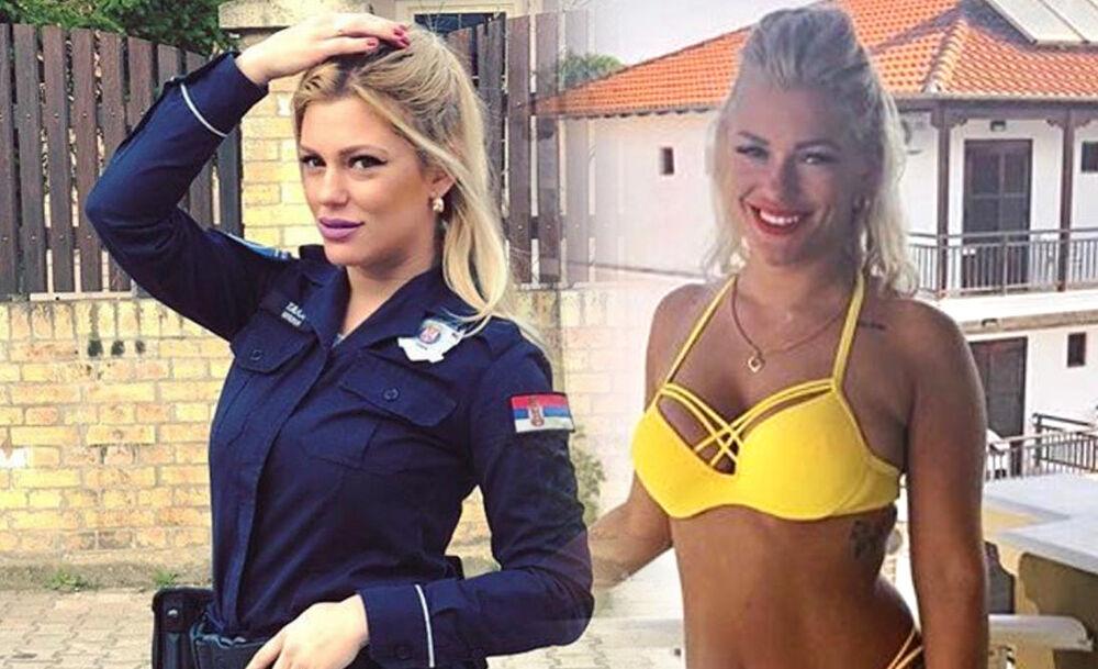 Sećate se FATALNE policajke Lidije koja je podelila Srbiju? SAD JE ...