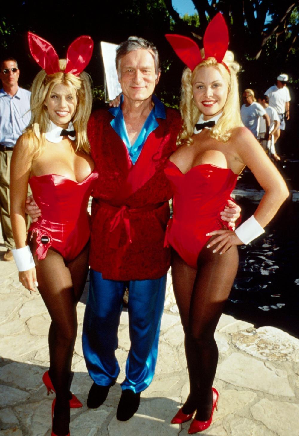 Sada se snima dokumentarac o životu Playboy zečica