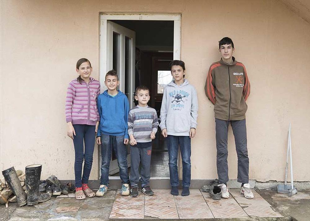 PorodicaIličić iz beogradskog naseljaRipanj
