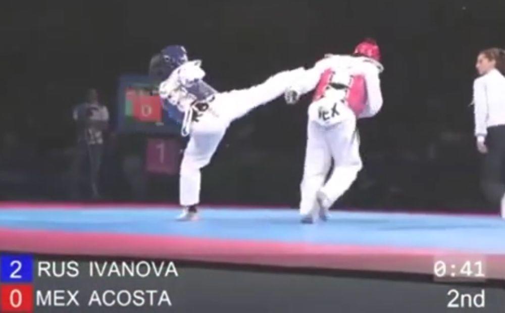 Ivanova u meču za titulu