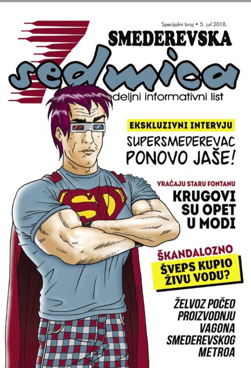 foto: Supersmederevac, Ivan Tobić, Miloš Trajković Buci