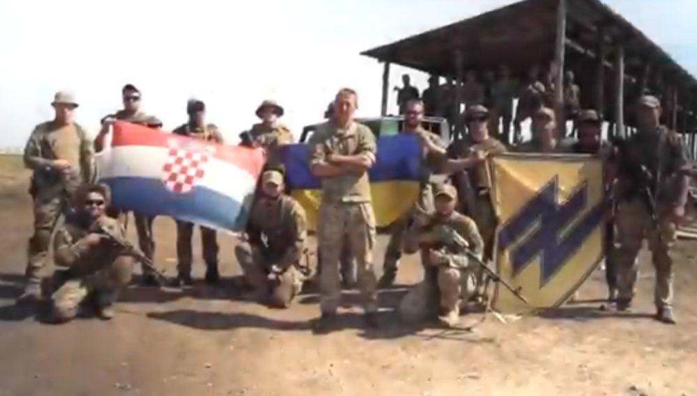 Nacisticki-ukrajinski-bataljon-podrzao-Vidu-i-Vukojevica-skandiranjem-ustaskog-pozdrava-Slava-Ukrajini-Za-dom-spremni-VIDEO