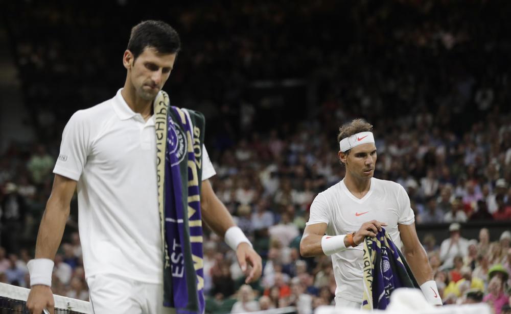 Novak Đoković je fizički nadjačao i Rafu Nadala