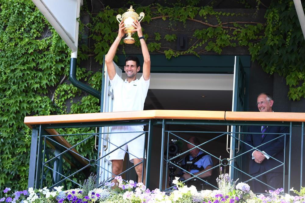 Novak Đoković je osvojio svoj prvi kako su neki nazvali 'brokoli Gren slem