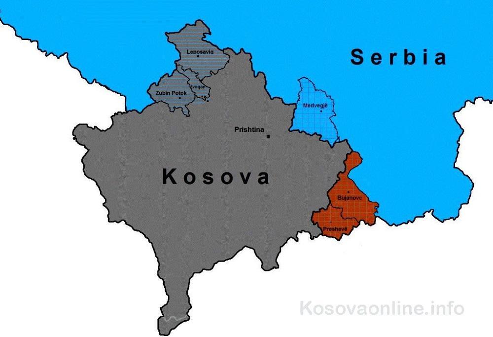Pakleni Albanski Plan Pogledajte Kako Izgleda Njihova Mapa
