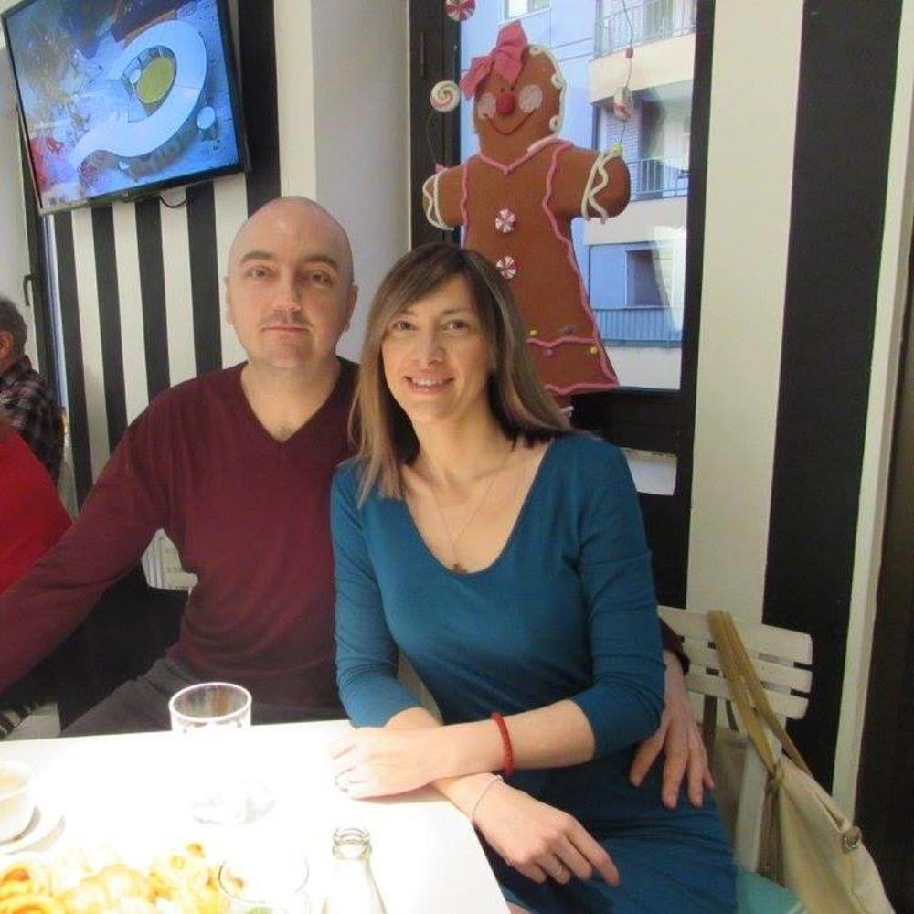 Married couple Banovic