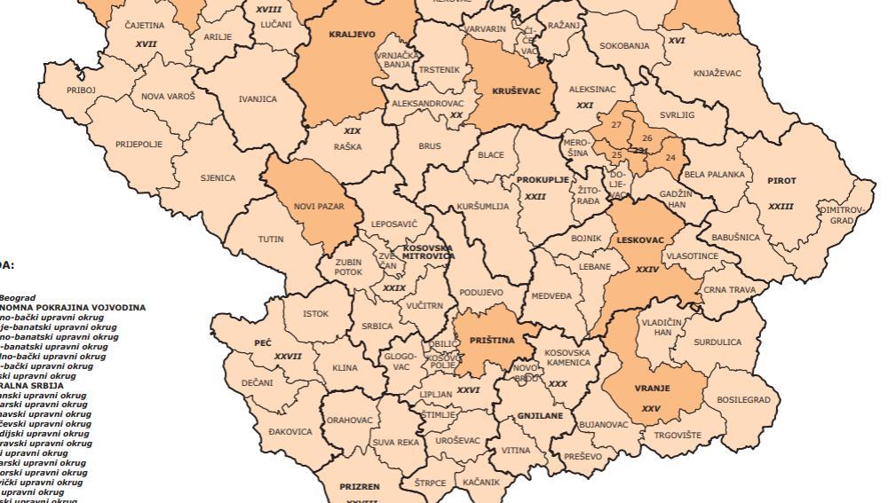 Uzeli Nam Pola Srbije Albanci U Emisiji Pokazali Tri Srpske