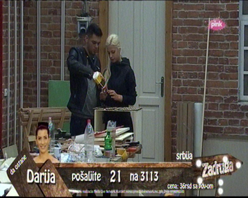 Adam Đogani i Dorotea Jovanović