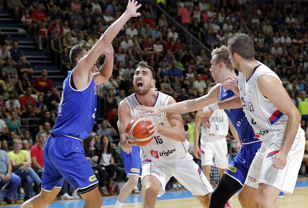 Pobeda Srbije Estonija Pala U Pioniru Mundobasket Na Vidiku