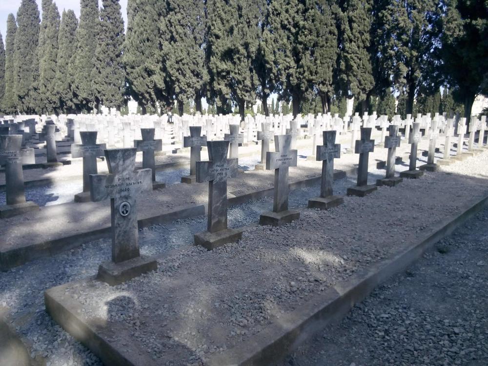Srpsko vojničko groblja Zejtinlik