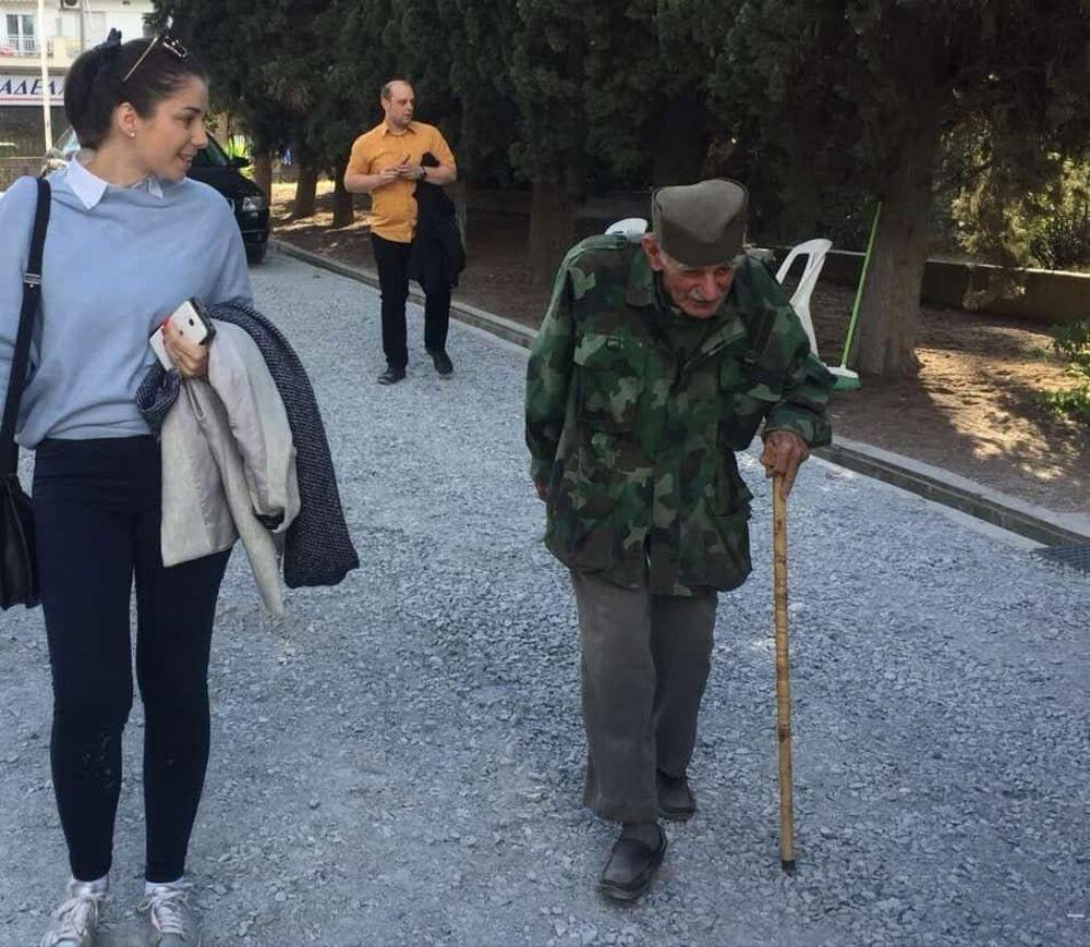 Novinarka Espresa i Đorđe Mihailović
