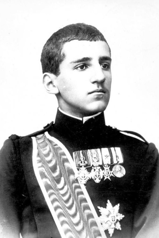Slika iz mladosti kralja Aleksandra Karađorđevića